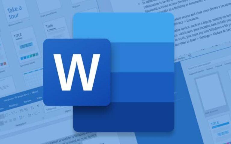 ¿Cómo crear un índice en Word?