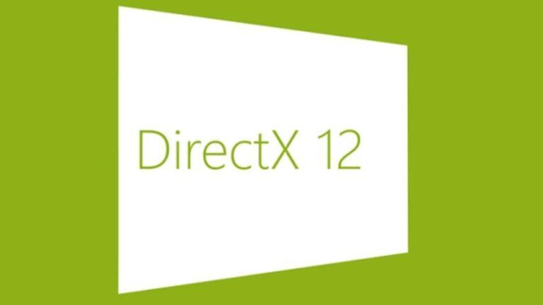 Descargar e instalar Directx 12