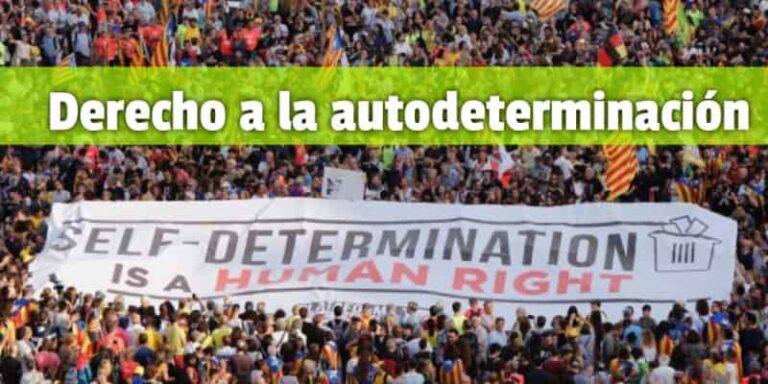 ¿Qué es la libre determinación de los Pueblos?