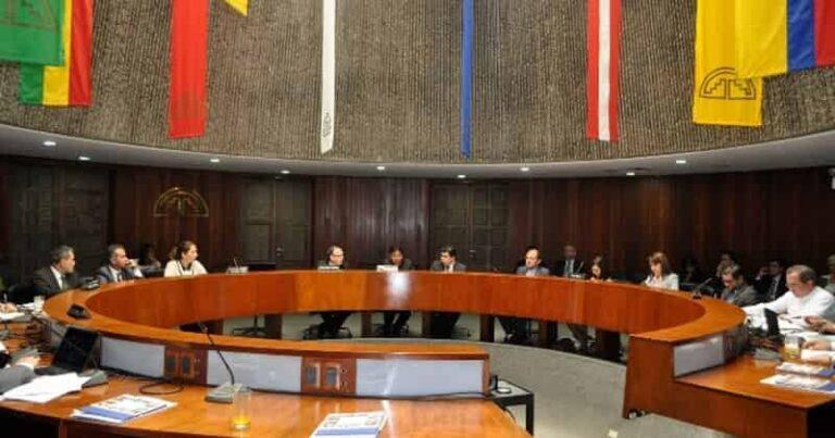 ¿Qué es el Parlamento Andino?