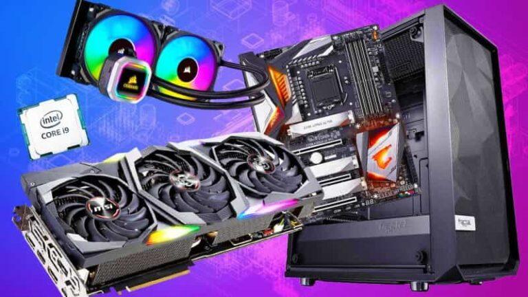 ¿Qué partes cambiar a la computadora para hacerla más rápida?