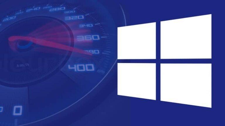 Configurar Windows para obtener el máximo rendimiento