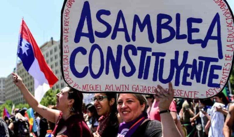 ¿Qué es la Asamblea Constituyente?