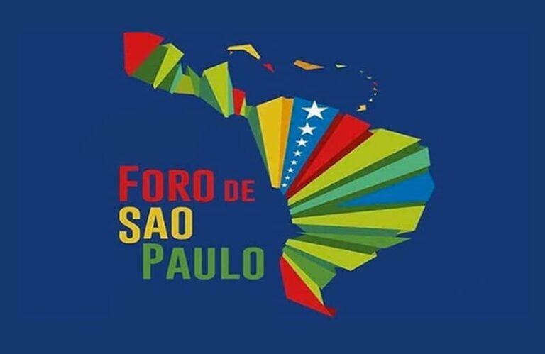 ¿Qué es el Foro de Sao Paulo?