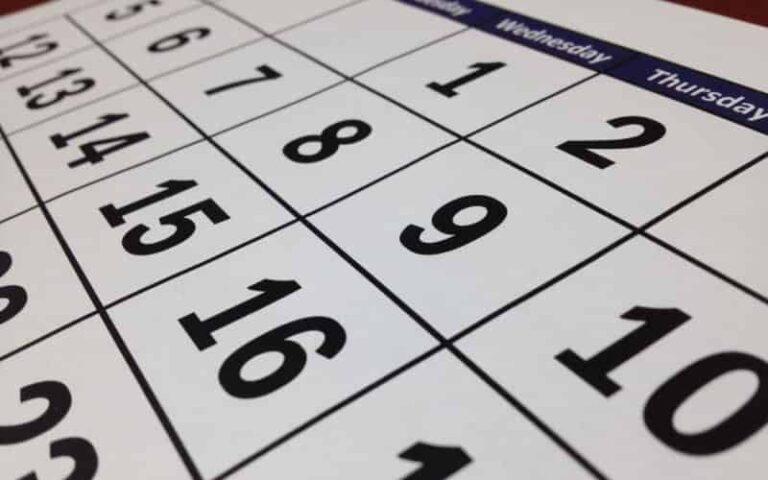 ¿Cuántas semanas tiene un año?