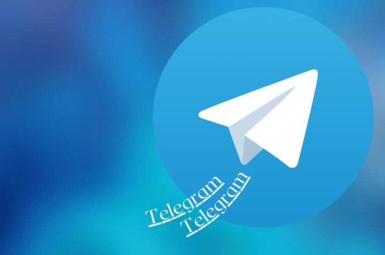 Registrarse en Telegram
